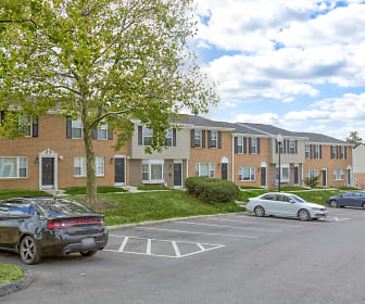 The Townhomes at Diamond Ridge, 21211, MD