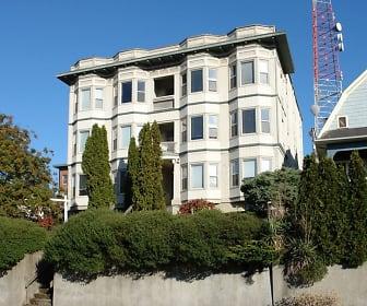 1522 1st Ave W, John Hay Elementary School, Seattle, WA