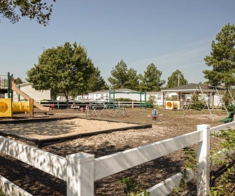 Playground, Taylors Creek Mobile Home Community