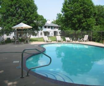 Pool, Burning Tree West