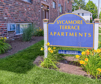 Community Signage, Sycamore Terrace