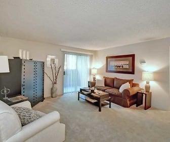 Living Room, Sunset 320