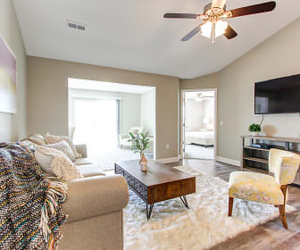 Living Room, The Colony at Waterville Landing
