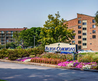 Faxon Commons, Braintree, MA