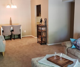 Sycamore 2 bdrm Model, Chapelwood Place Apartments