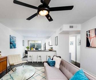 Living Room, Fairmount Villas