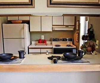 Kitchen, Mountain Ridge