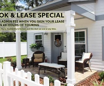 88th Street Cottages, Bronson, FL