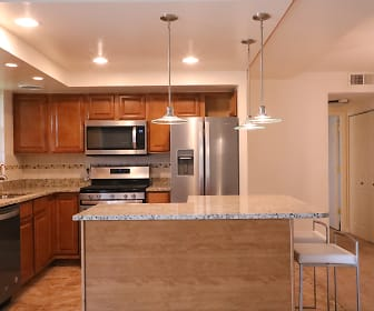 Kitchen, The LEGACY Apartments at Briarcliff