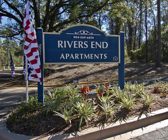 Community Signage, Rivers End
