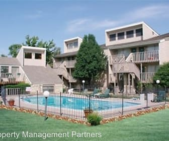Lodge West Apartments, Hadley Middle School, Wichita, KS