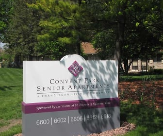 Convent Park Apartments, Lourdes University, OH