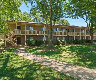 Lakewood Apartments, Livingstone College, NC