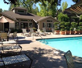 Pool, Blairmore Apartments