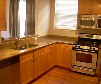 Kitchen, 1489 Steele St. #215