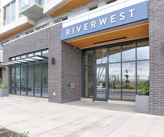 Building, RiverWest
