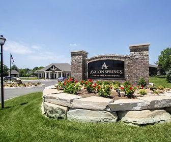 Community Signage, Avalon Springs