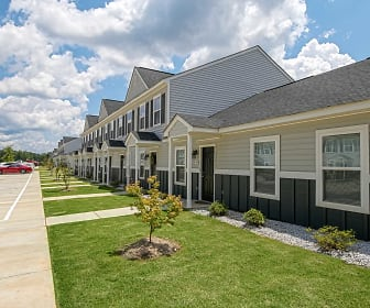 Barrington Apartments, Piedmont Technical College, SC