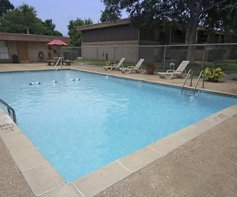 Pool, Acadia Park Apartments