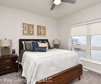 Bedroom, Henley Apartments and Townhomes