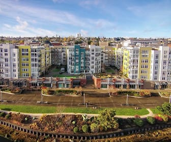 Waterfront living in the heart of Downtown Tacoma., Theas Landing