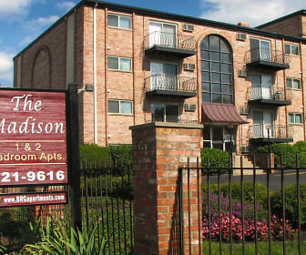 The Madison Apartments, Western Hills University High School, Cincinnati, OH