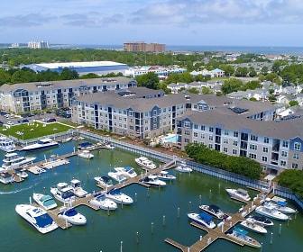 The Pearl at Marina Shores, Bayfront, Virginia Beach, VA