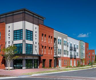The Factory at Garco, Park Circle, North Charleston, SC