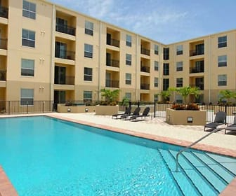Pool, The Ella at Encore - Senior Living