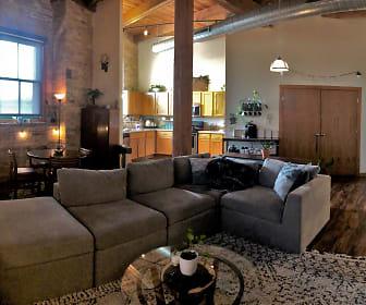 Historic Fifth Ward Lofts, Herzing University, WI