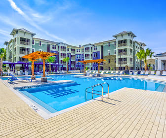 Lakeside Walk Apartments, Charles S Rushe Middle School, Land O'lakes, FL
