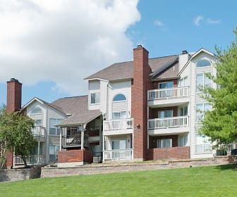 Waterford Downs Apartments, Parkway Fern Ridge High School, Creve Coeur, MO