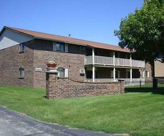 Building, Village Park Apartments