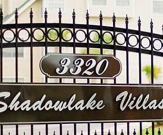 Community Signage, Shadowlake Villa