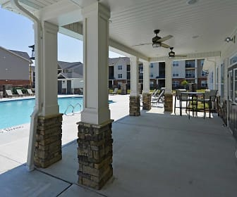 Pool, The Berkeley at Medford Pointe