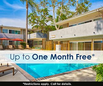 Up to one month free*, West Park Village