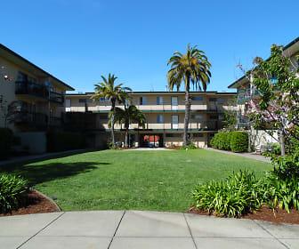 The Californian Apartments, East End, Alameda, CA