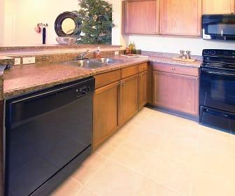 Kitchen, Hammock Oaks