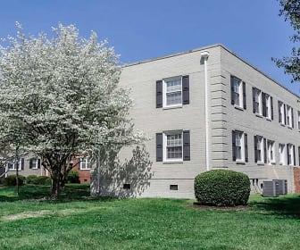 Apartments Of Merrimac, Fort Monroe, VA