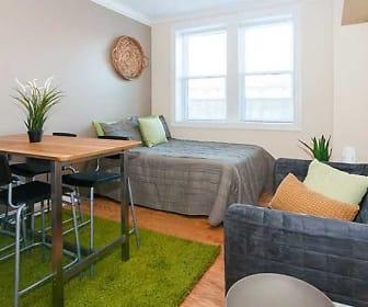 Living Room, 3838 N. Broadway