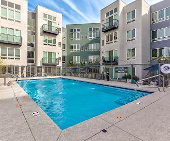 Pool, Circa Central Avenue