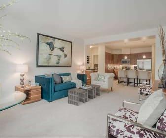 Living Room, PrairieWalk at Towne Centre