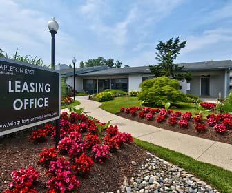 Community Signage, Carleton East