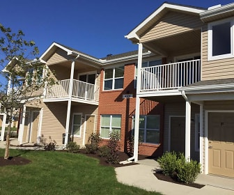 Building, Delaware Trace Apartment Homes