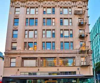 The Blackstone Apartments, Central Alameda, Los Angeles, CA