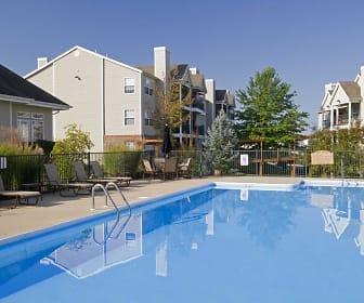 Pool, Cobblestone Village