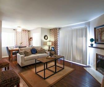 Living Room, Margarita Summit Apartments