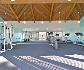Fitness Weight Room, Mirabella