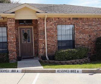 Shiloh Park Townhomes, Plano, TX