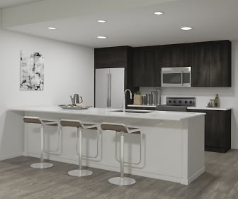 Kitchen, Envy Pompano Beach